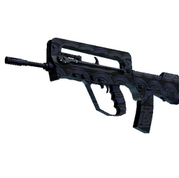 FAMAS | Night Borre (Factory New)