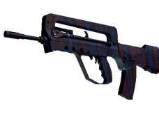 Skin FAMAS | Teardown