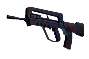 Famas Teardown Factory New