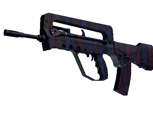 Souvenir FAMAS | Teardown (Battle-Scarred)
