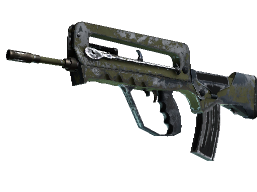 FAMAS | Colony Battle-Scarred