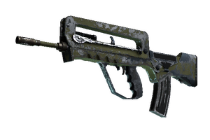 Famas Colony Battle Scarred
