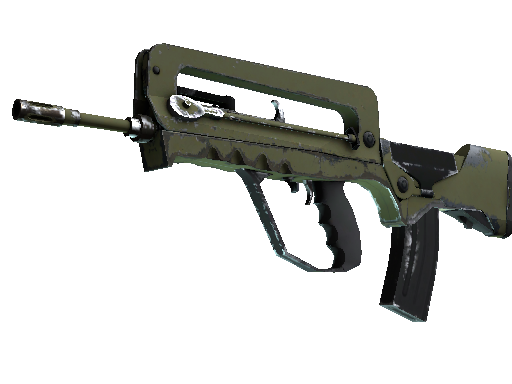 FAMAS | Colony Field-Tested