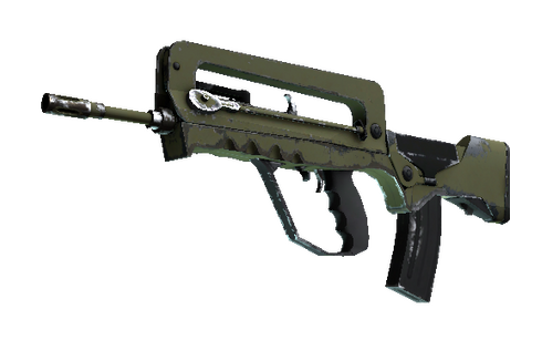 FAMAS | Colony (Well-Worn) Prices