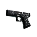 StatTrak™ Glock-18 | Wasteland Rebel <br>(Battle-Scarred)