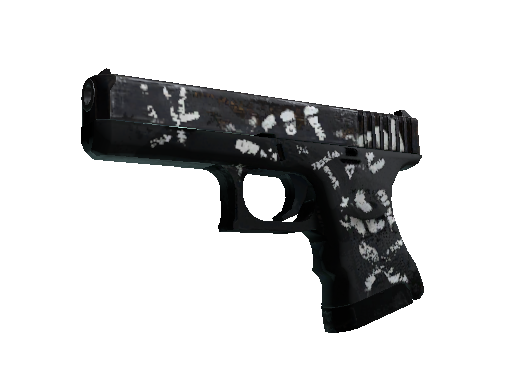Plasma Glock-18 Wasteland Rebel