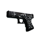 Glock-18 | Wasteland Rebel (Battle-Scarred)
