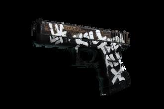 Glock-18   Wasteland Rebel (Field-Tested) Price