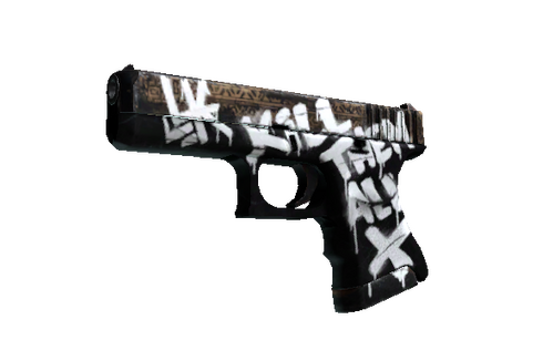 Glock-18 | Wasteland Rebel (Factory New) Prices