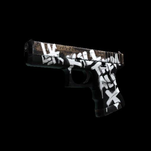 Glock-18   Wasteland Rebel - gocase.pro