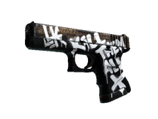 Skin Glock-18 | Wasteland Rebel
