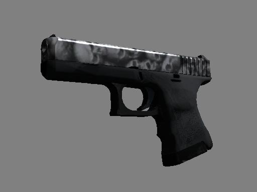 Glock-18  |  Catacombs  Minimal Wear