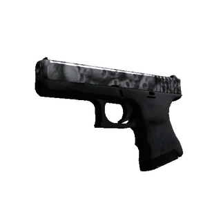 StatTrak™ Glock-18   Catacombs (Factory New)