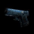 StatTrak™ Glock-18 | Off World <br>(Battle-Scarred)