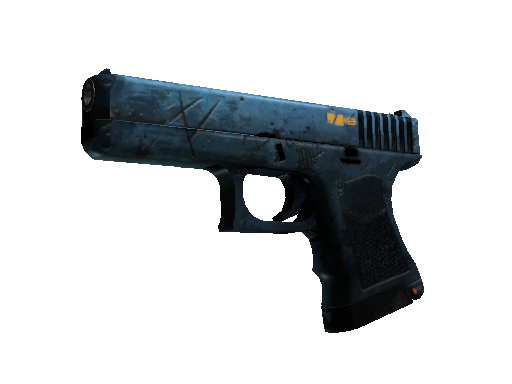 Glock-18 | Off World Battle-Scarred
