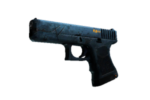Glock 18 Off World Battle Scarred