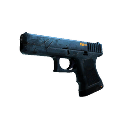 StatTrak™ Glock-18 | Off World (Well-Worn)