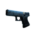 StatTrak™ Glock-18 | Off World <br>(Minimal Wear)