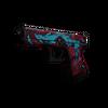 Glock-18   Water Elemental (Battle-Scarred)