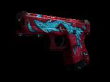 Weapon CSGO - Glock-18 Water Elemental