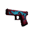 StatTrak™ Glock-18 | Water Elemental <br>(Field-Tested)