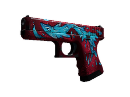 Glock-18 | Water Elemental