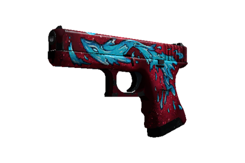 StatTrak™ Glock-18 | Water Elemental (Field-Tested) Prices