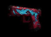 Glock-18 | Дух воды, Прямо с завода, 413.03$