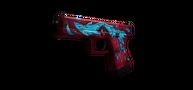 Glock-18 - Water Elemental