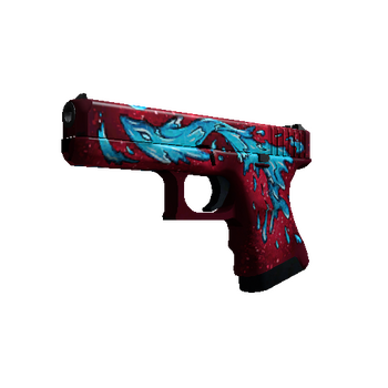 Glock-18   Water Elemental