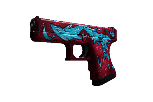StatTrak™ Glock-18 | Water Elemental (Factory New) Prices