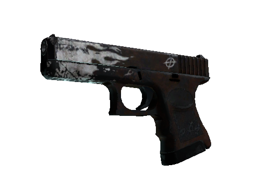 Glock-18 | Oxide Blaze Battle-Scarred