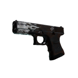 Glock-18 | Oxide Blaze (Battle-Scarred)