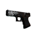 Glock-18 | Oxide Blaze <br>(Battle-Scarred)