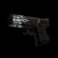 StatTrak™ Glock-18 | Oxide Blaze <br>(Battle-Scarred)