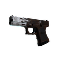 Glock-18 | Oxide Blaze <br>(Well-Worn)