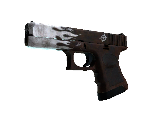 Glock-18 | Oxide Blaze Factory New