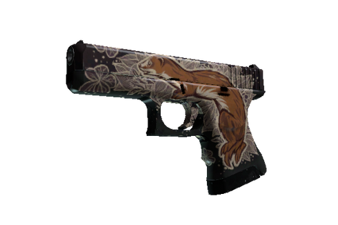 Buy StatTrak™ Glock-18 | Weasel (Field-Tested)