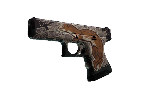 StatTrak™ Glock-18 | Weasel (Field-Tested) Prices