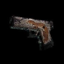 StatTrak™ Glock-18 | Weasel (Well-Worn)
