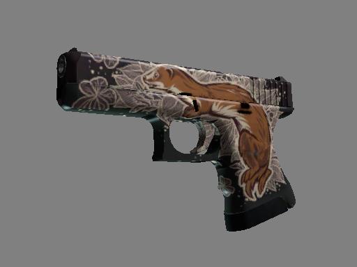 Glock-18 | Weasel Factory New