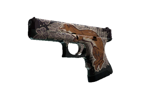StatTrak™ Glock-18 | Weasel (Minimal Wear) Prices