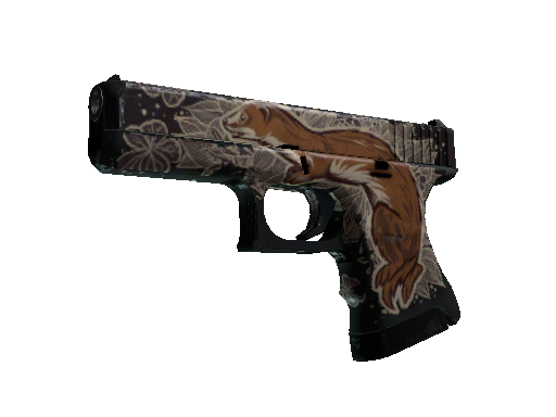 Glock-18 | Weasel Battle-Scarred