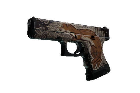 Buy Glock-18 | Weasel (Battle-Scarred)