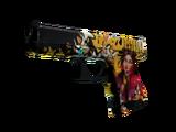 Glock-18 | Bullet Queen (Battle-Scarred)