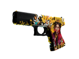 Glock-18 | Bullet Queen (Minimal Wear)