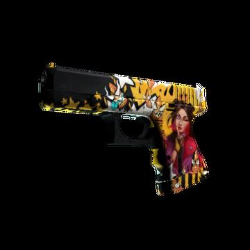 Glock-18 | Королева пуль