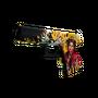 Glock-18   Bullet Queen (Minimal Wear)