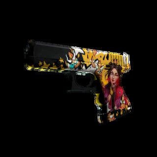 Glock-18 | Bullet Queen (Field-Tested)