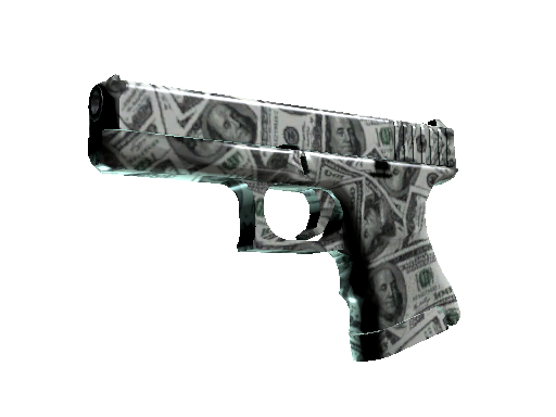 Glock-18 | Franklin (Well-Worn)